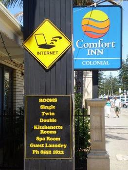 Accommodation - Motels Listing