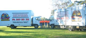 Freight Forwarding Listing