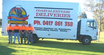 Victor Harbor Locality List  Image . This photo sponsored by Carriers - Light Category.