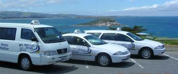 Victor Harbor Locality List  Image . This photo sponsored by Buses - Taxi Services Category.