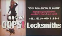 Visit Oops Security Pty Ltd