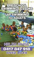 Visit Helen Irvine Swimming